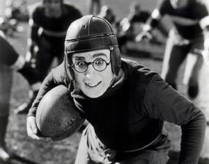 Lloyd as Harold Lamb in THE FRESHMAN