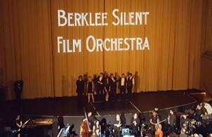 The Berklee Silent Film Orchestra
