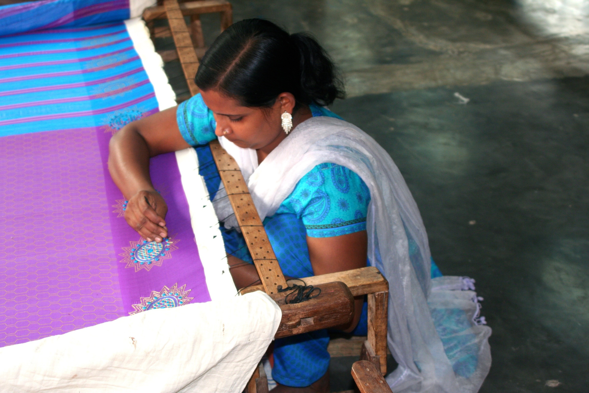 Aarong Social Enterprise, Bangladesh