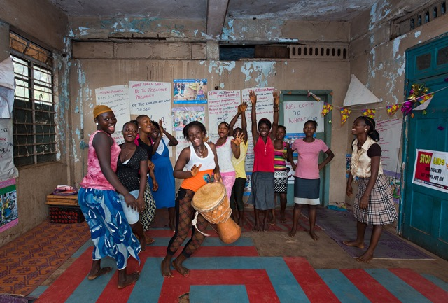 BRAC: Empowerment & Livelihoods for Adolescents   ©Allison Wright