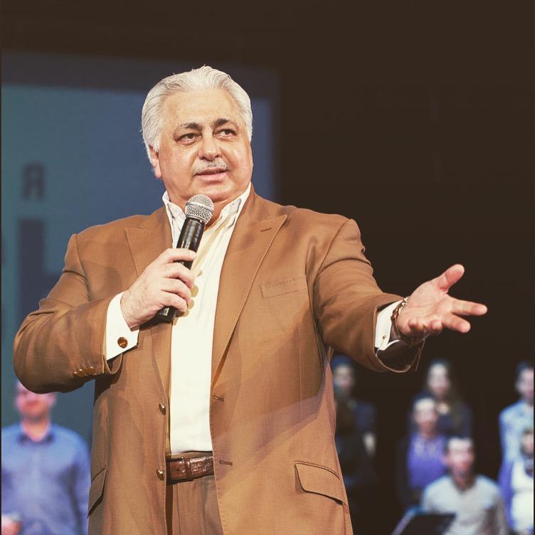 William Hinn Sr.  - Risen Nation Founding Member & Senior Pastor at Resurrection Life Church