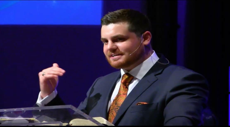 Costi Hinn -  Risen Nation Founding Member & Associate Pastor at Resurrection Life Church