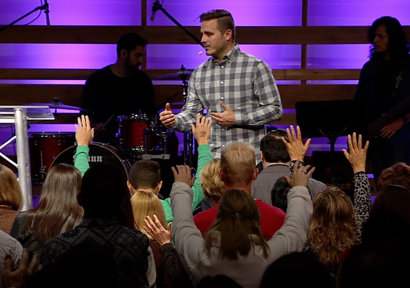 Theo Koulianos  - Senior Pastor at The Answer Church