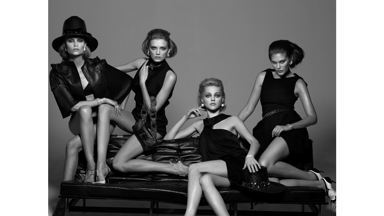 photographer: peter lindbergh - french vogue