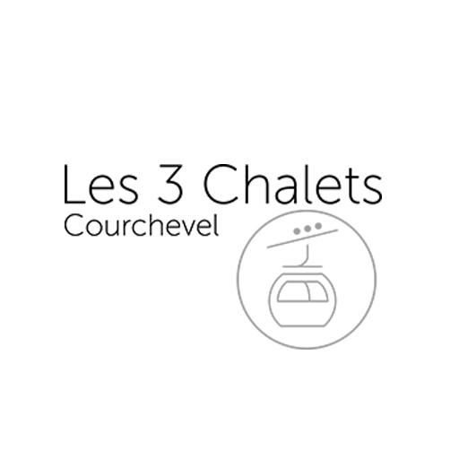 Les 3 Chalets Courchevel, France