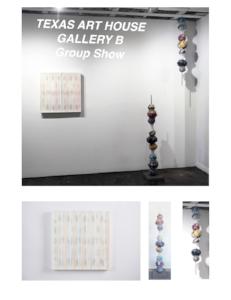 Texas Art House: Gallery B Group Show, 2018