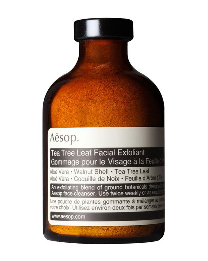 Tea Tree Leaf Facial Exfoliant - Aesop, $53