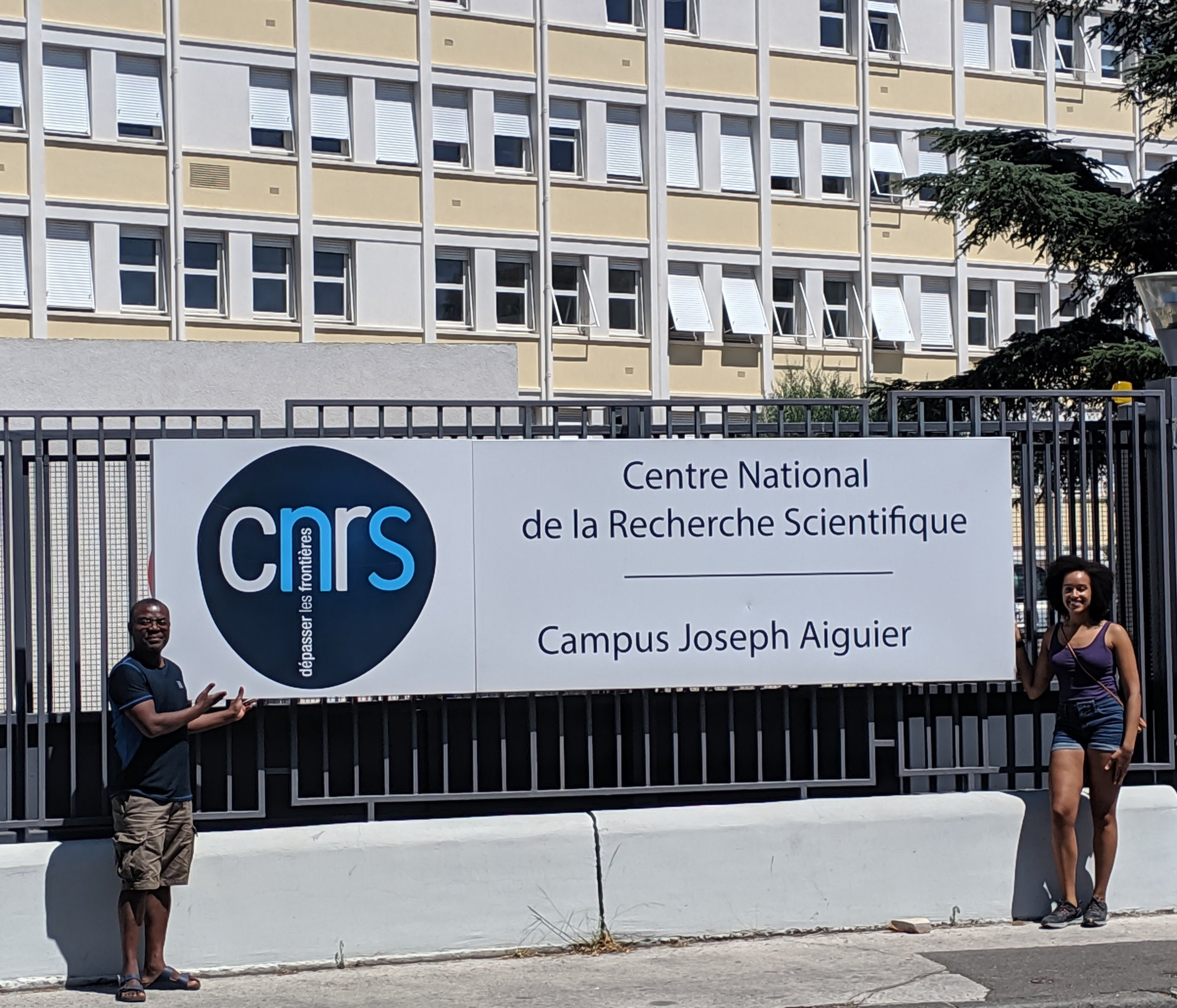 Erica will be spending six months beginning July 2019 at the Centre National de la Recherche Scientifique in Marseille, France. She will work with Dr. Emmanuel Talla and use bioinformatic tools to examine microbial community structure in experiments geared towards biologically removing nitrate from small community drinking water systems. This project is supported by the Chateaubriand Fellowship Program ( https://www.chateaubriand-fellowship.org/ ).