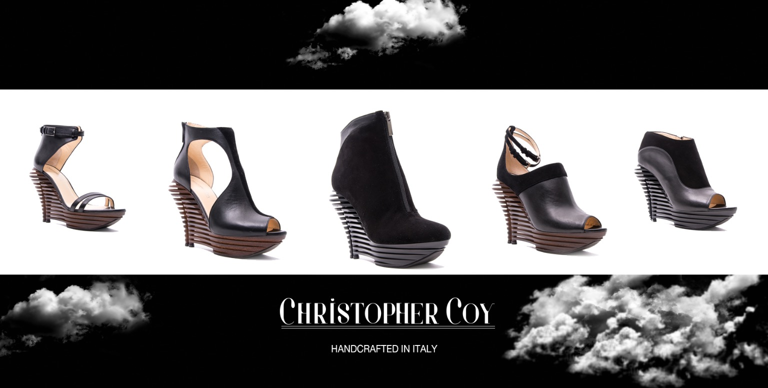 Christopher Coy Black Cover Photo