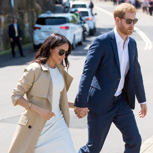 KREWE  sunglasses are a favorite of  Meghan Markle , the Duchess of Sussex!