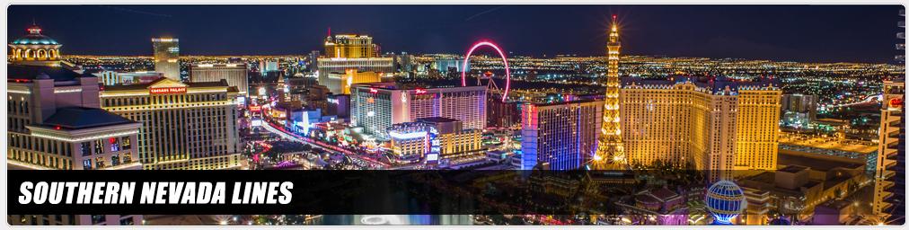 Southern Nevada Las Vegas Line Card