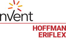 nVent Hoffman Eriflex logos