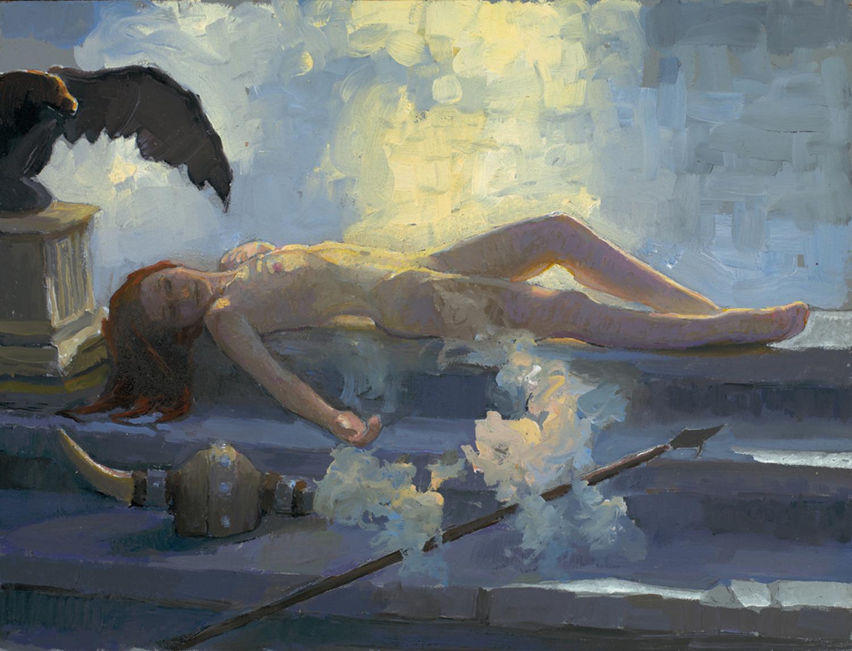 <i>Brunhilde Sleeps</i>