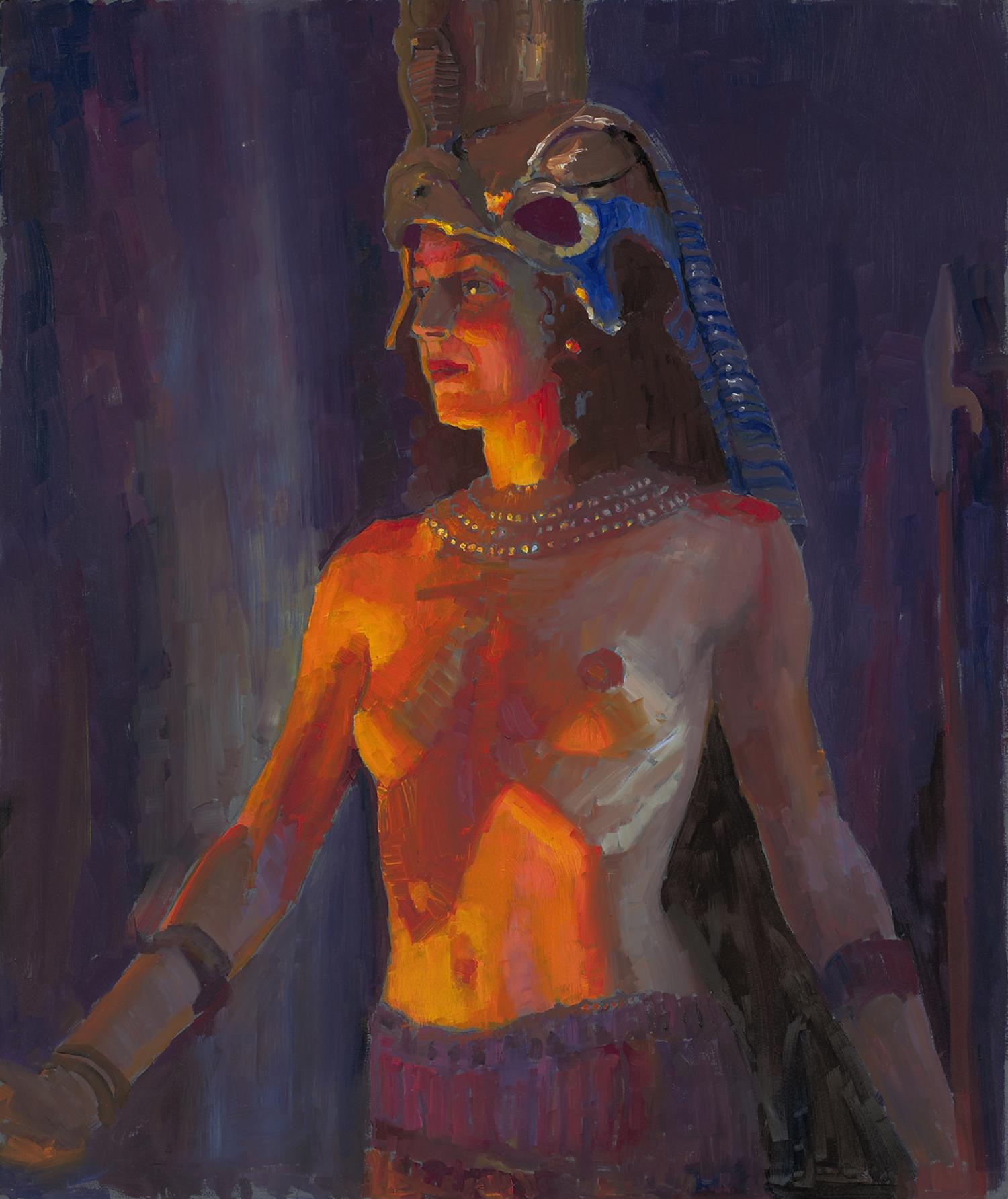 <i>Cleopatra Before Actium</i>