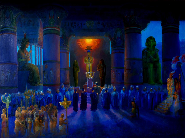 Aida; Act I, Scene II