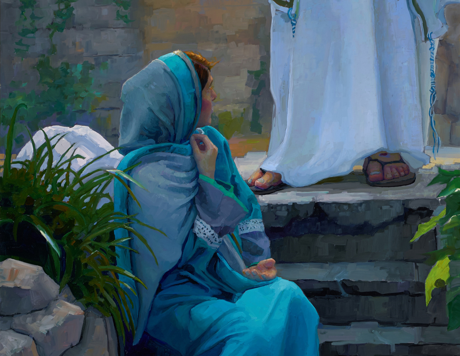 Peter Adams_Mary.Moment ofRecognition_Op_48x36.jpg