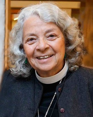 The Rev Deacon Alice J Mason