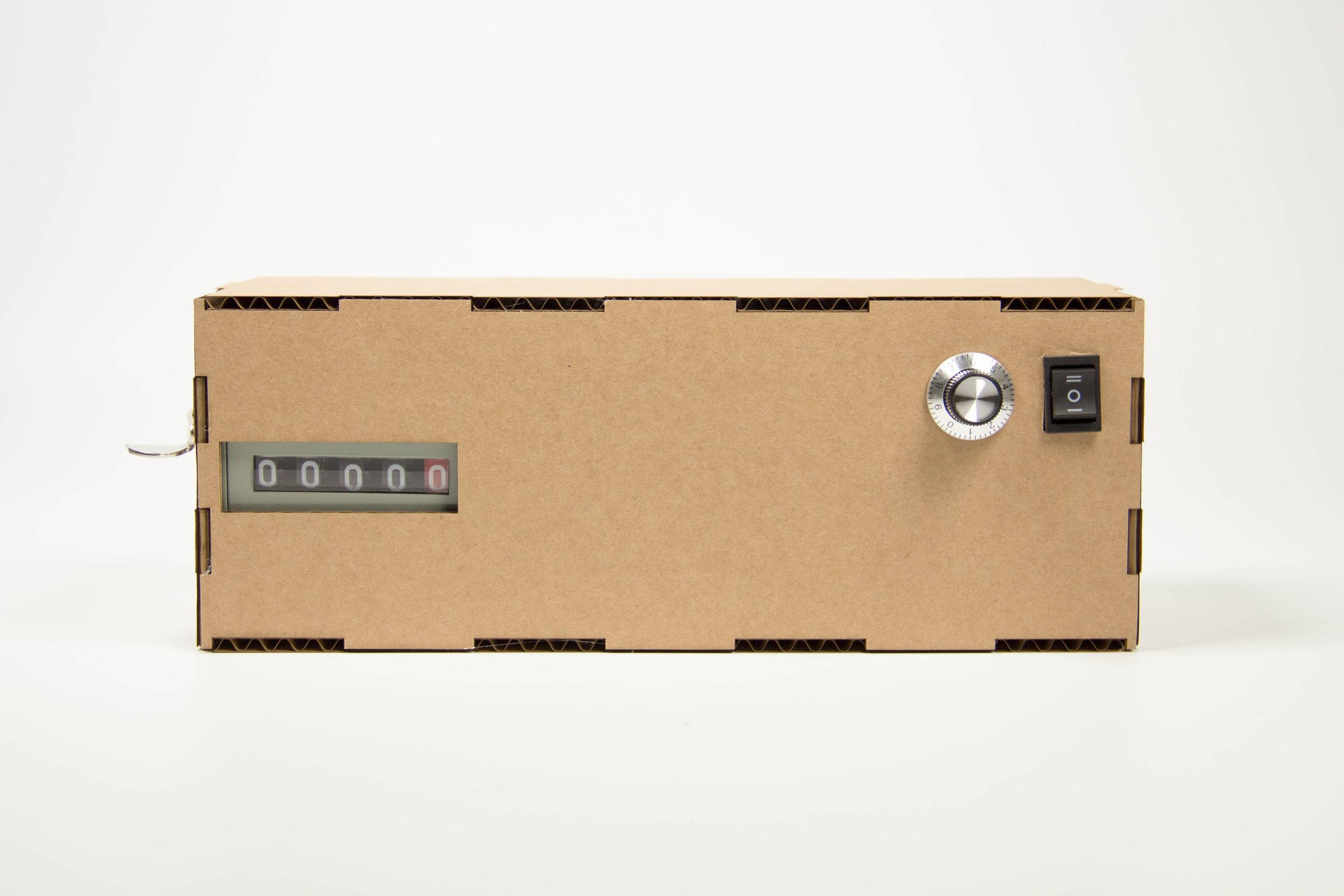 Desktop Odometer