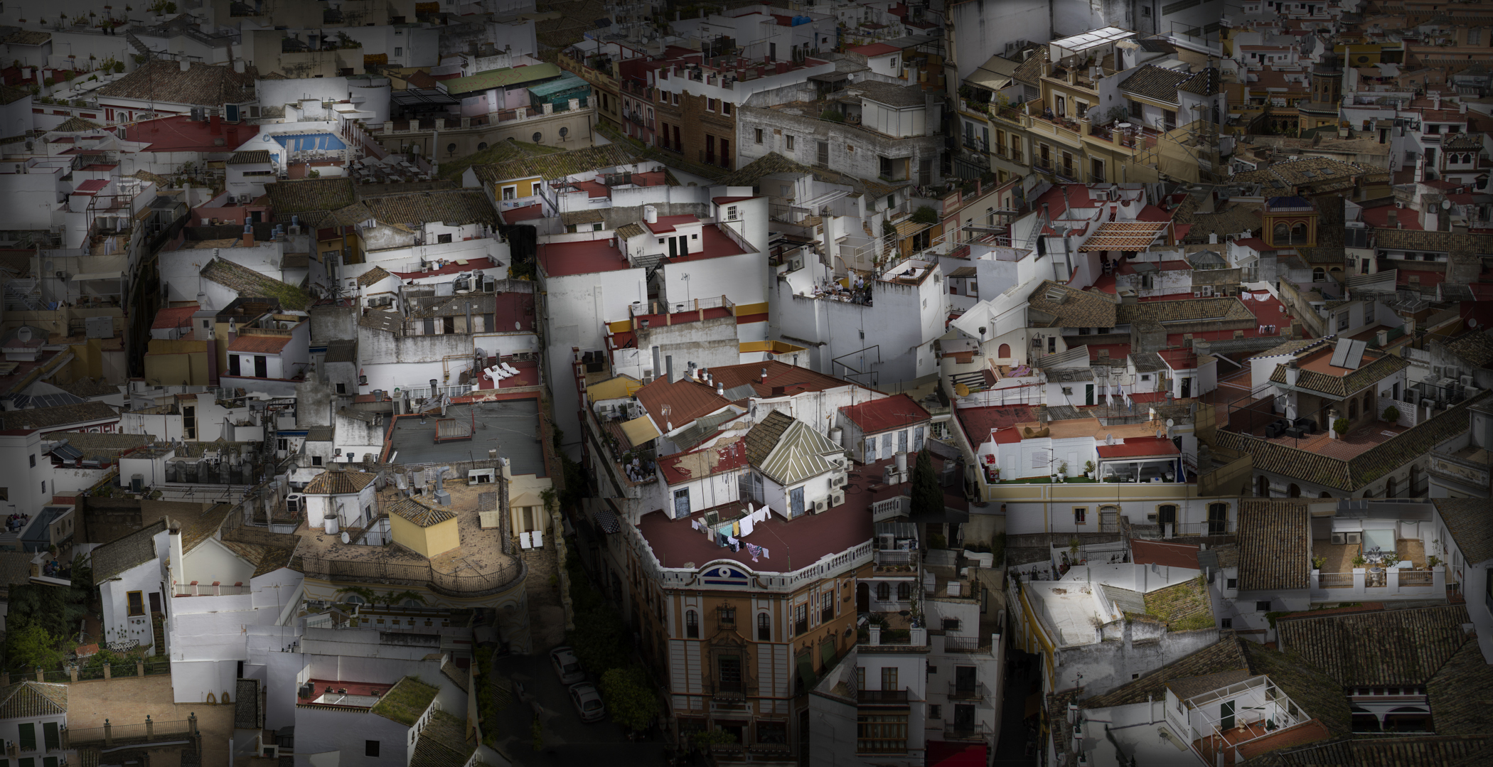 Seville, Spain  (Studio Art in Spain, University of Washington, Leon Spain, 2013)