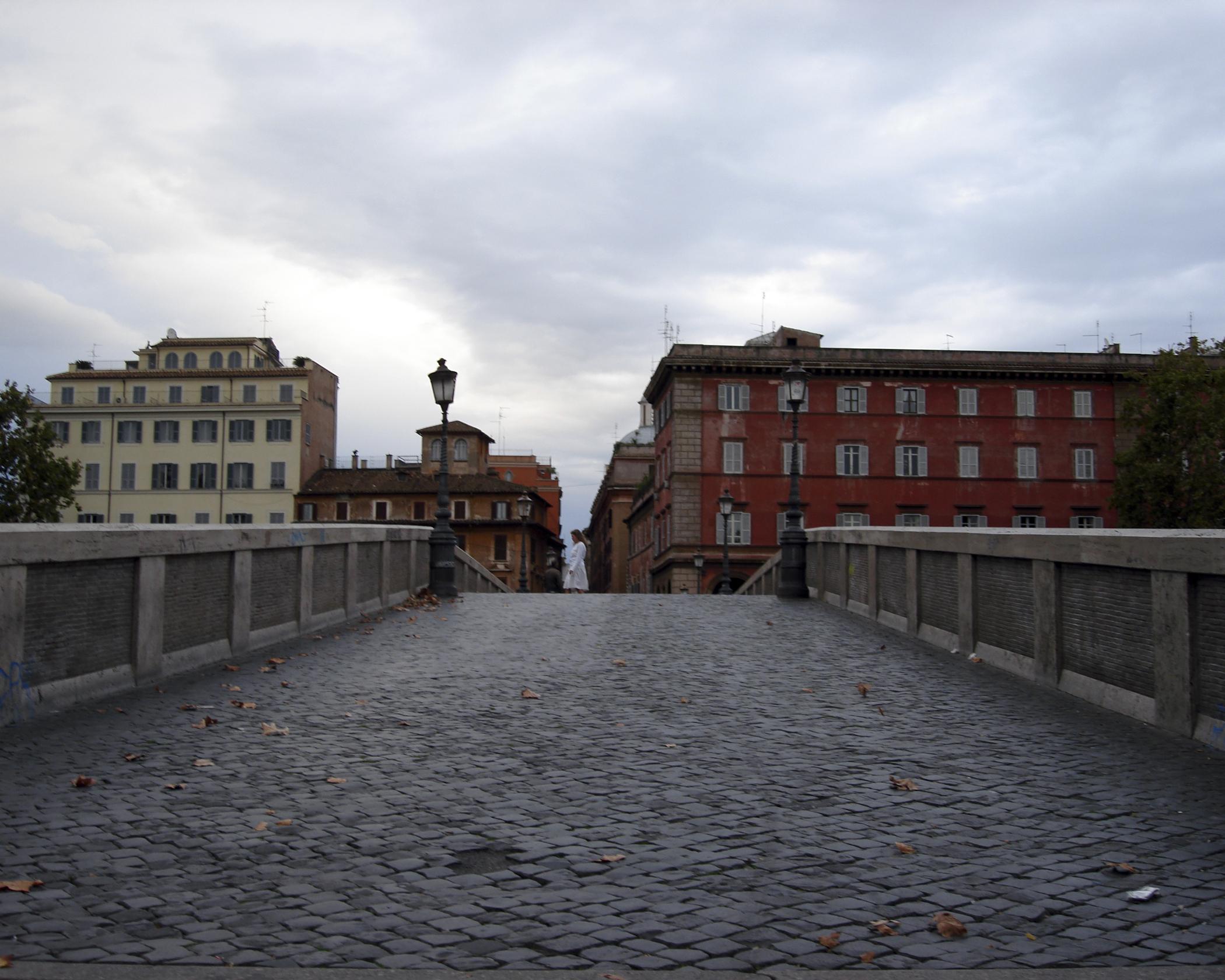 Ponte' Sisto, Rome, Italy