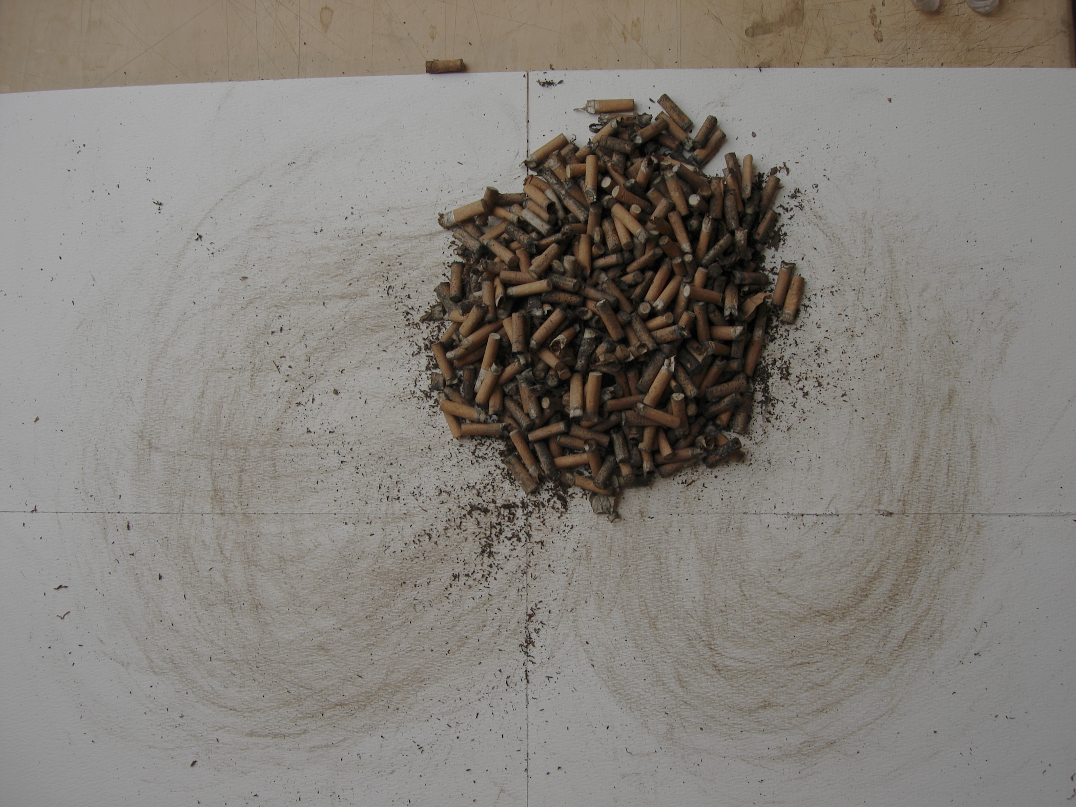 Drawing / Shelling (with installation note)