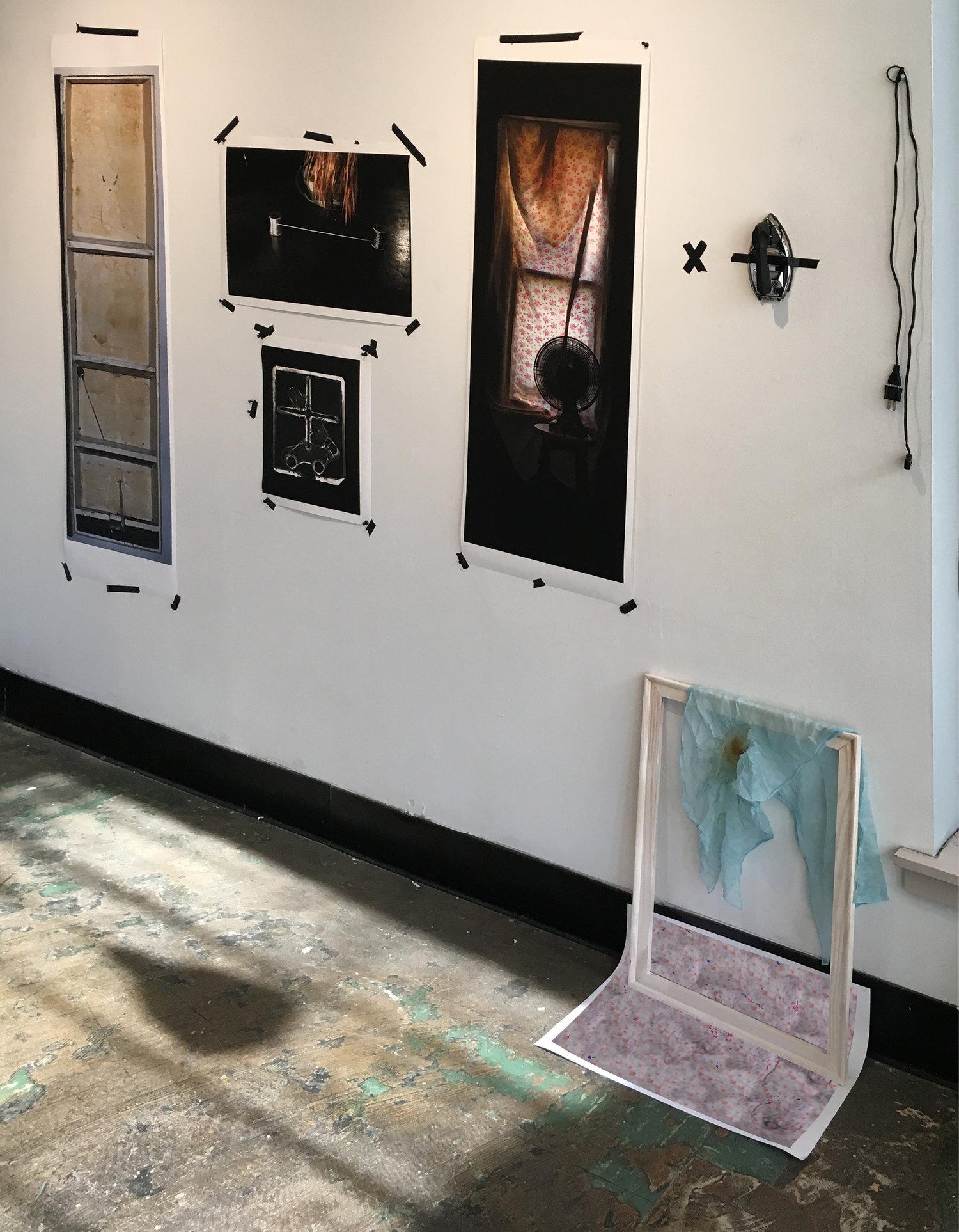 Impermanence  , installation, Photographic Center Northwest, 2017