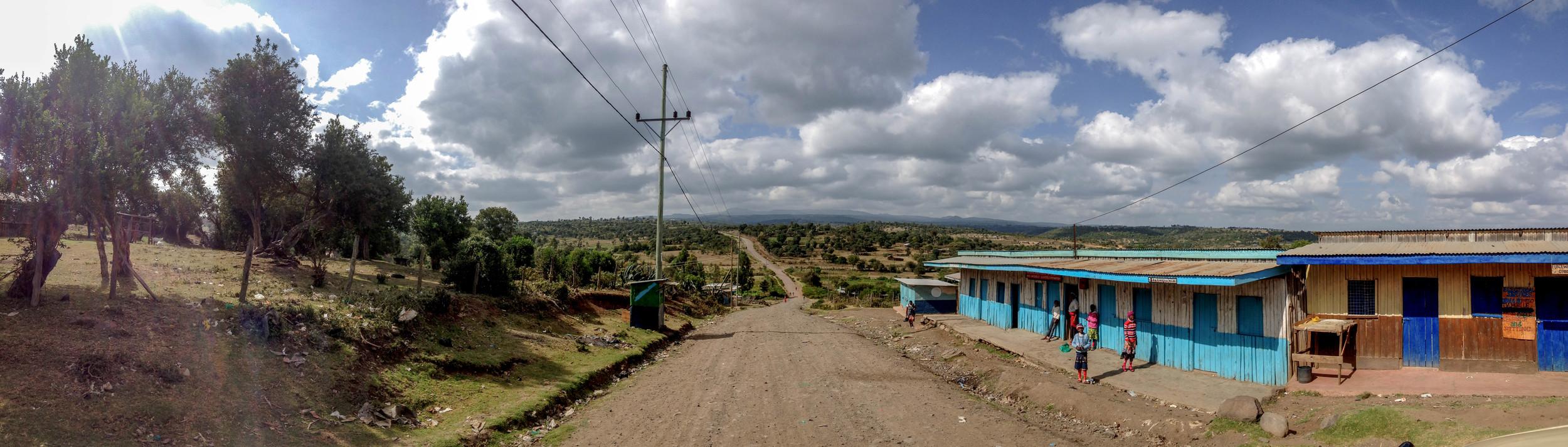 ROAD TO MUGUNDA