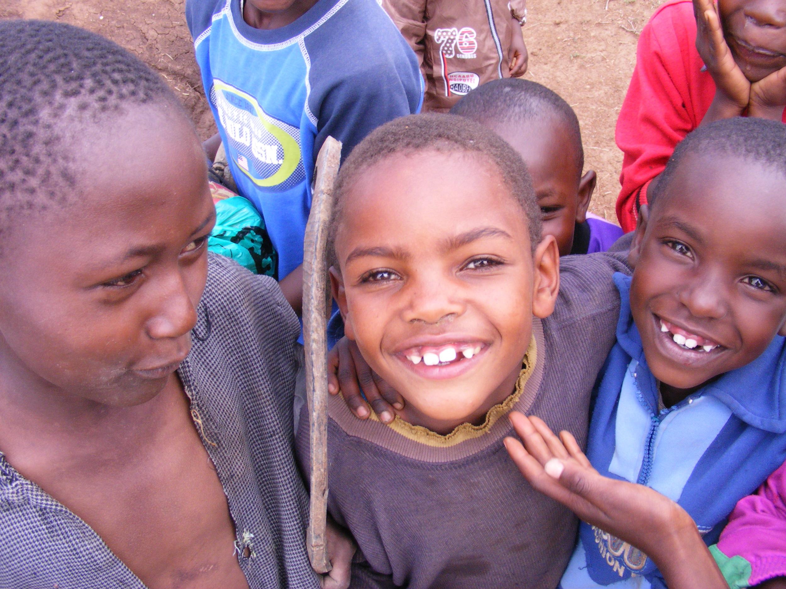 SMILES OF MUGUNDA