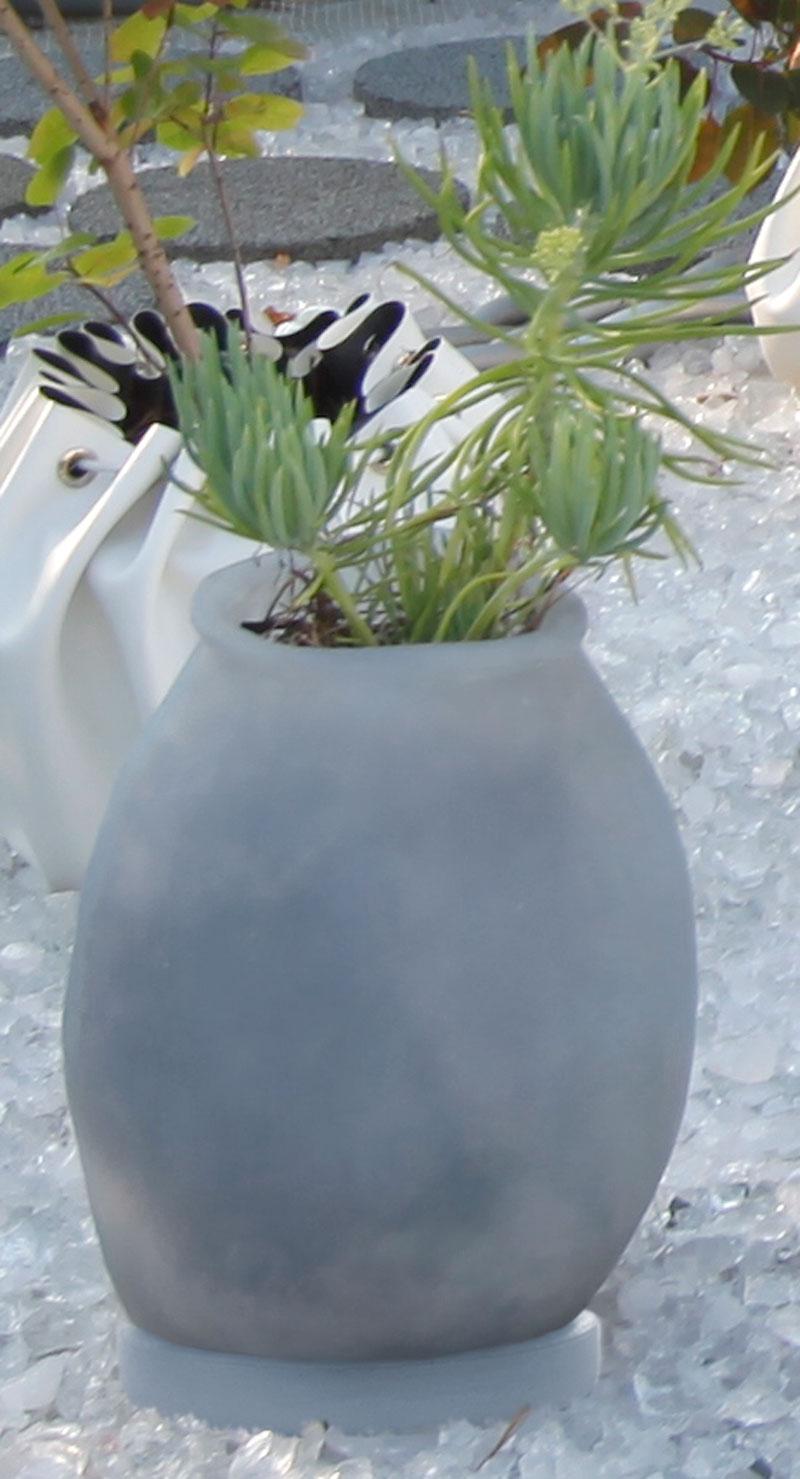 Frost , Small Classic Silicone Planter