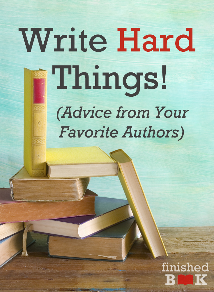 Writing a book isn't easy—but you're not in it alone! Here's some advice from authors who've been through what you're going through.