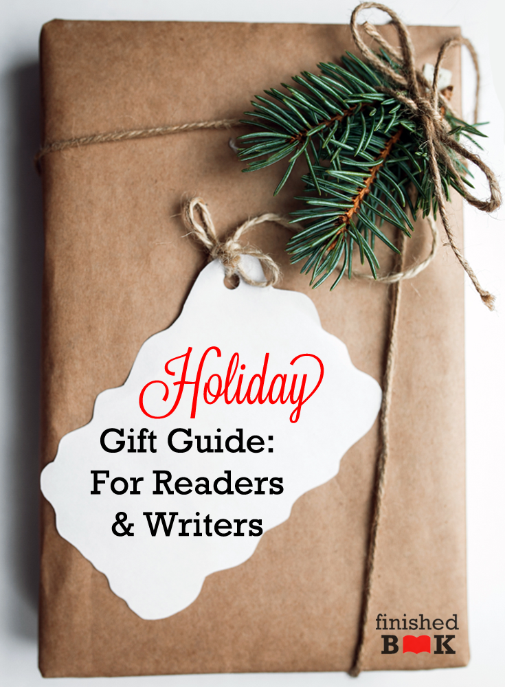 Need a gift for a reader or a writer? Here's the best shopping list!