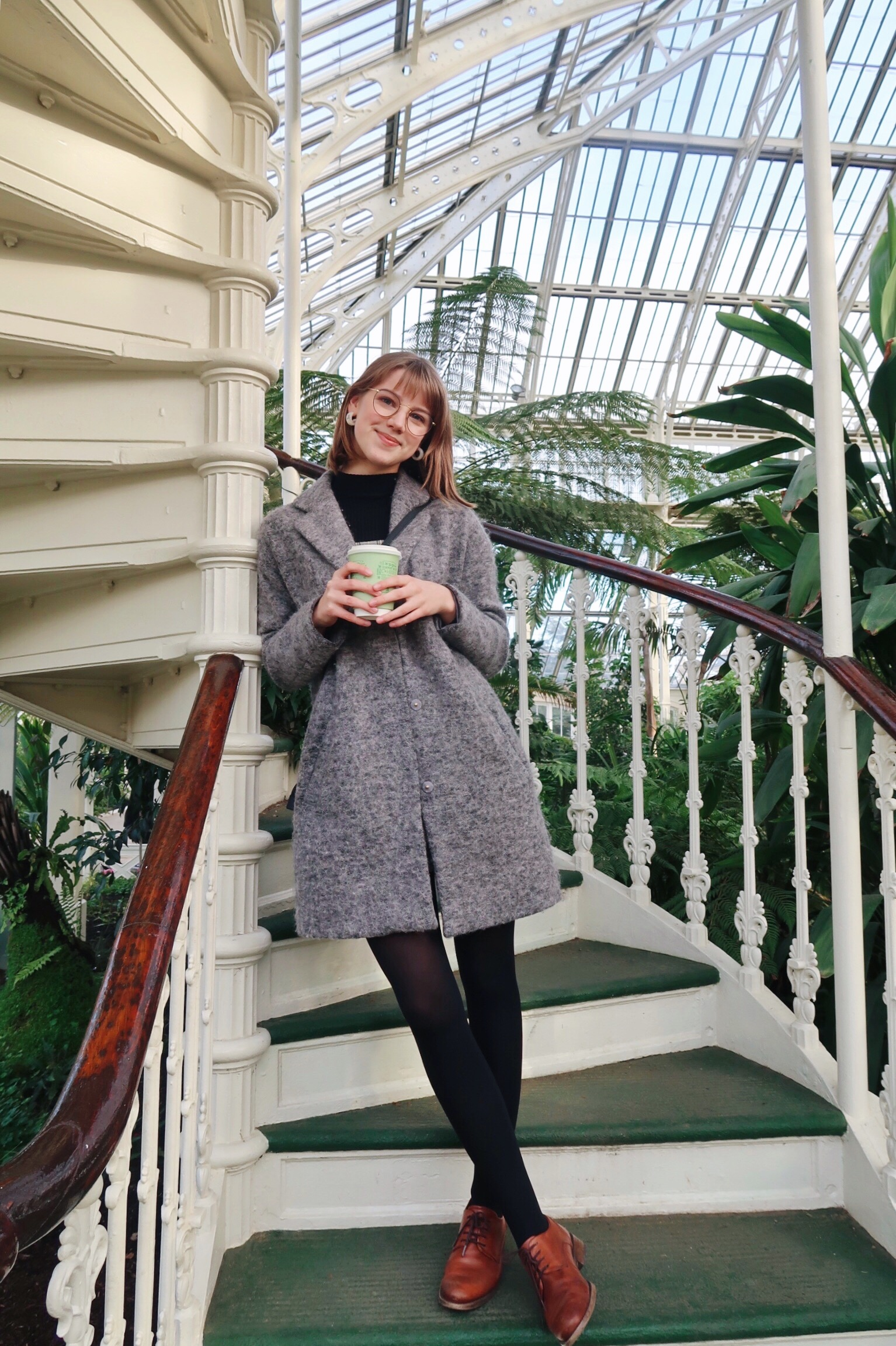 Martine in London | Image courtesy of Martine Skaret