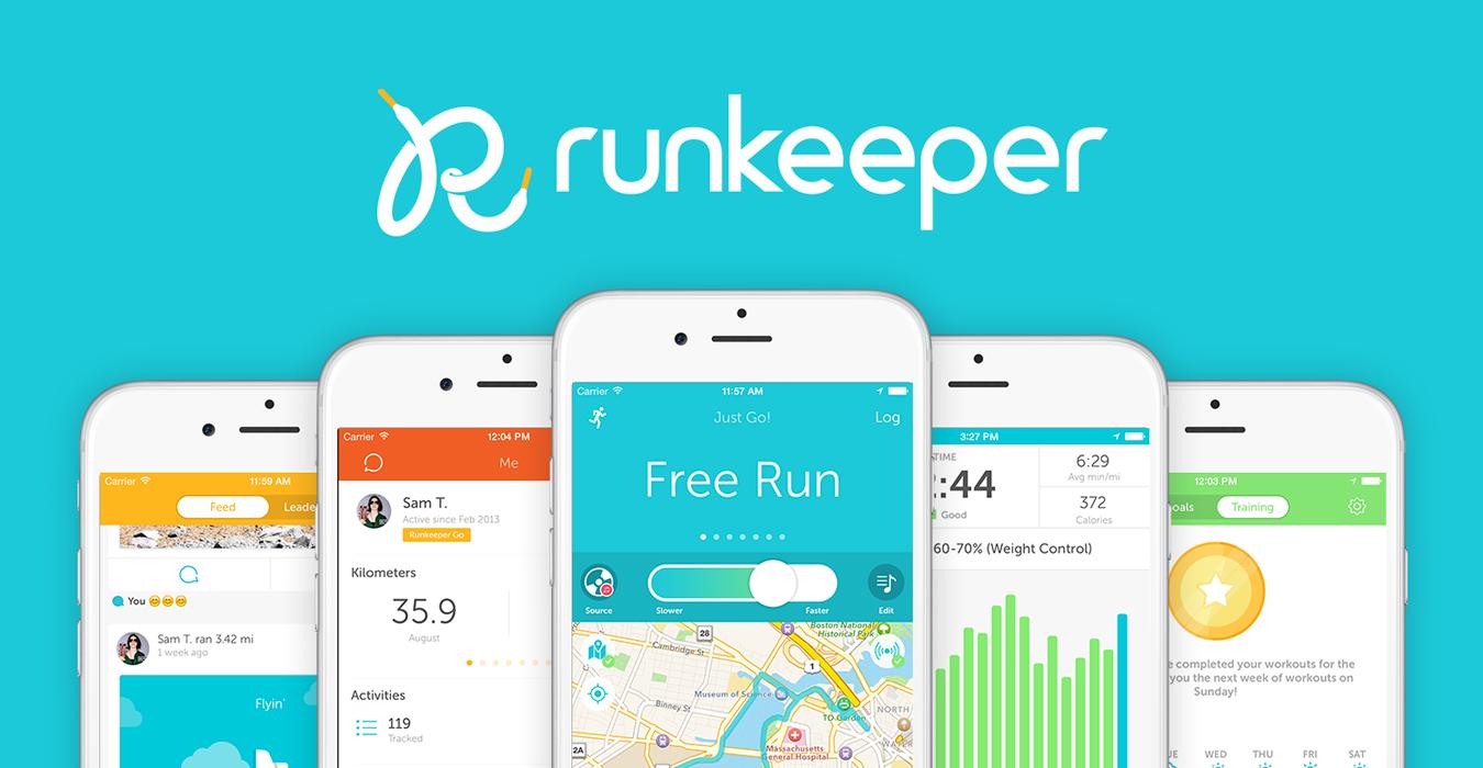 Runkeeper Rebrand