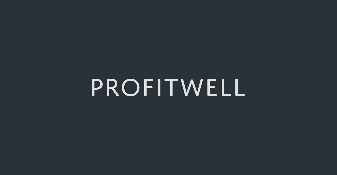 ProfitWell Branding