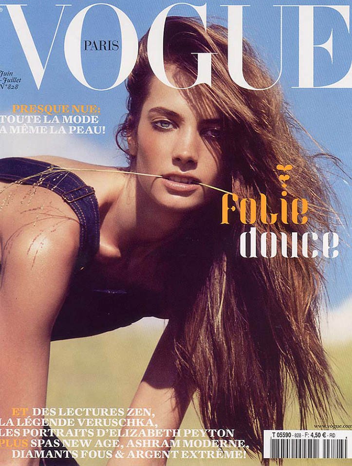 Client: VOGUE, Paris Photographer: Inez & Vinoodh Location: Hana