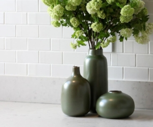 Multi-Stem Vase Heath Accessories
