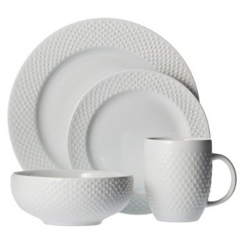Staccato Dinnerware--Crate & Barrel starting at $47.95/set