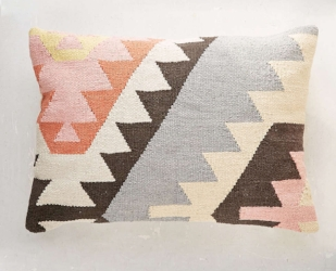Plum & Bow Tepeck Kilim Pillow  from  Urban Outfitters