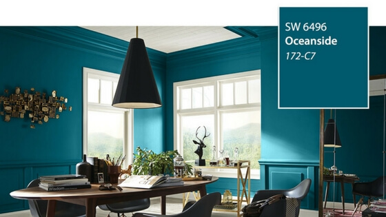 Photo from  Sherwin Williams