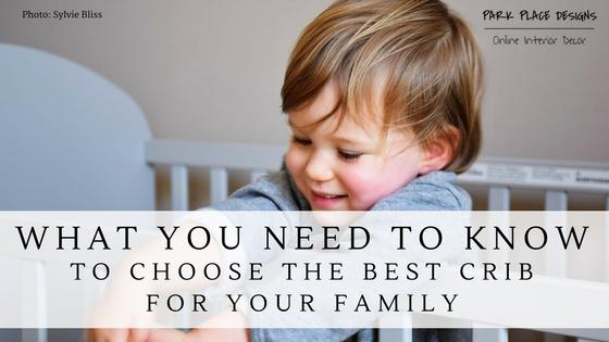 choose the best crib blog online interior design for kids
