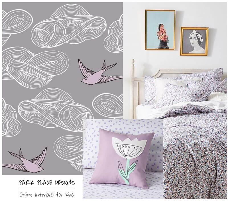 best room colors blog purple