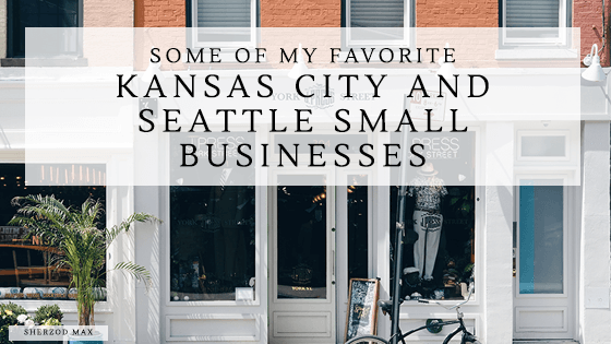 kansas city and seattle small businesses