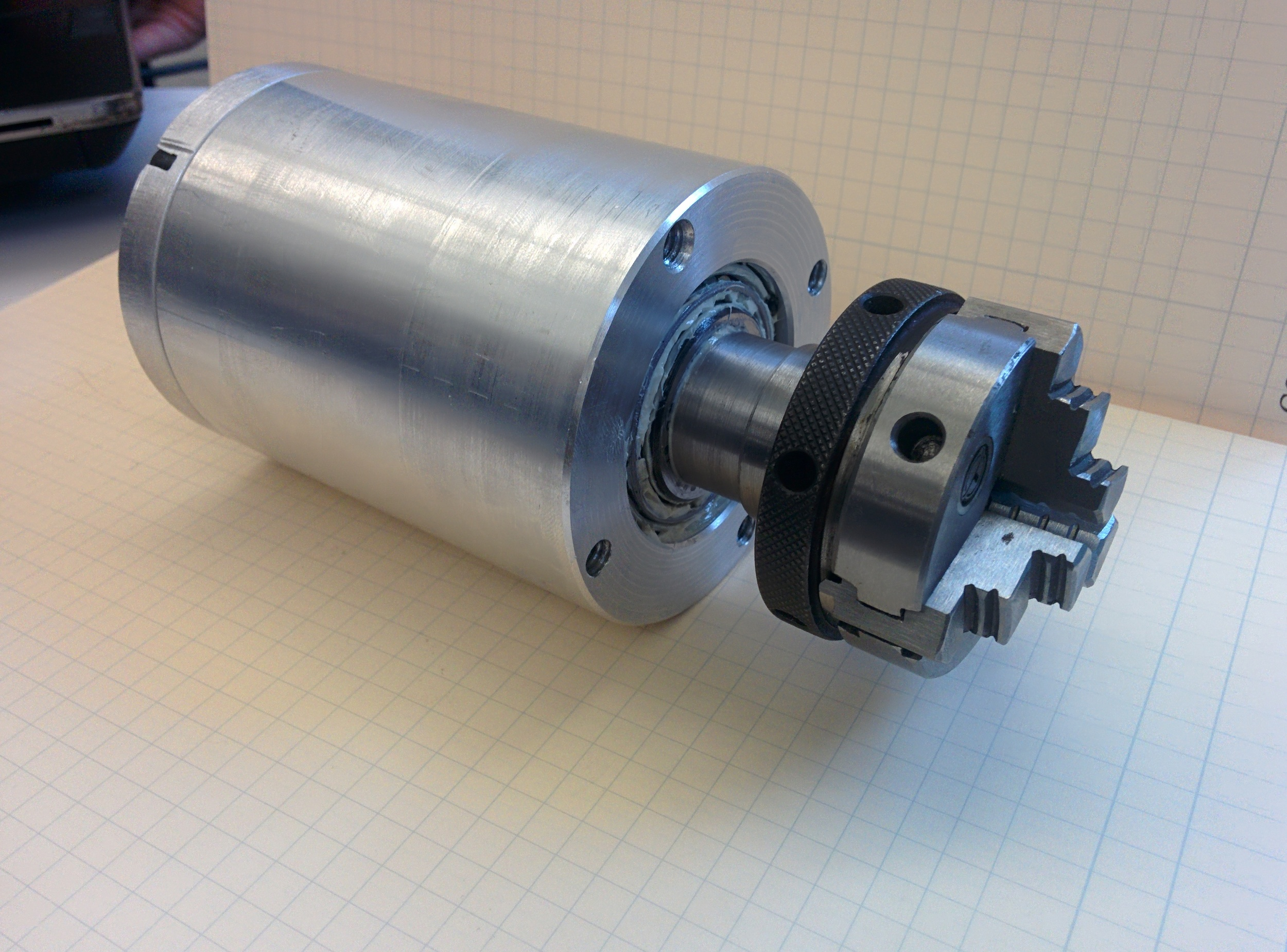 Spindle Shaft Sub-Assembly