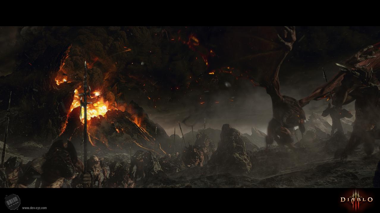 Diablo III- Black Soulstone cinematic 01
