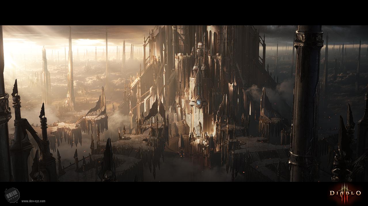 Diablo III : Outro Cinematic 02