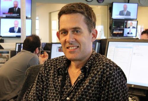 Giulio Saggin, founder of Resurfacr