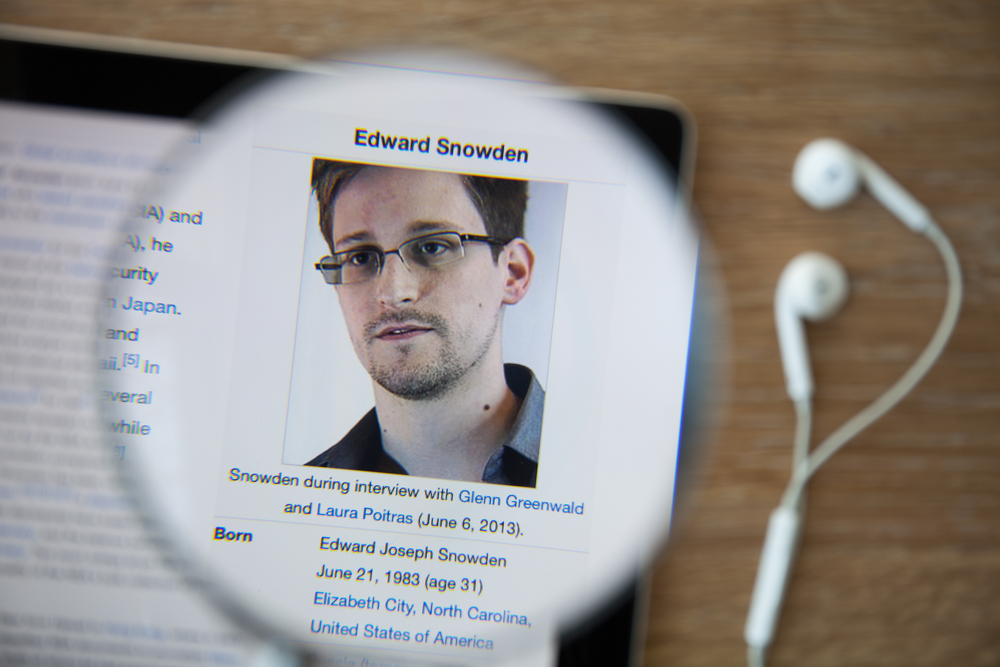 Edward Snowden - traitor or hero?