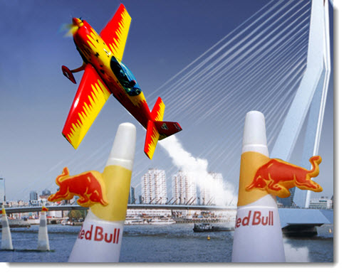Getting it right - Red Bull. Image credit - jeffbullas.com