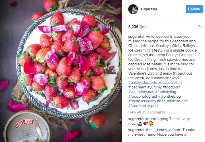 Everyday human & Instagram influencer Sonali Ghosh. Image credit - @sugaretal