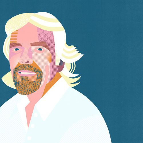 Richard Branson on thinking big and turning problems into businesses. Image credit - npr.org